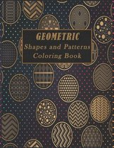 Geometric Shapes and Patterns Coloring Book