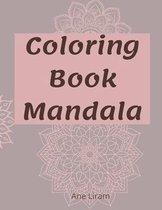 Coloring Book: Mandalas