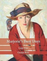 Omslag Marjorie's Busy Days