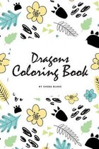 Dragons Coloring Book for Children (6x9 Coloring Book / Activity Book)