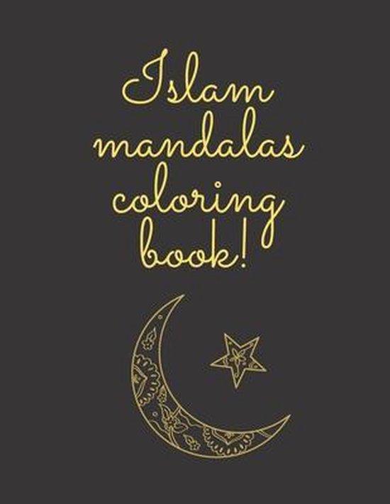 Islam mandalas coloring book!