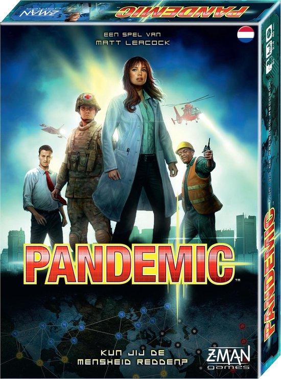Pandemic NL - Bordspel