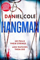 Boek cover Hangman van Daniel Cole