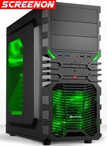 ScreenON - Ryzen 3 - 1TB HDD - Radeon RX Vega 8 - Budget GamePC - WiFi