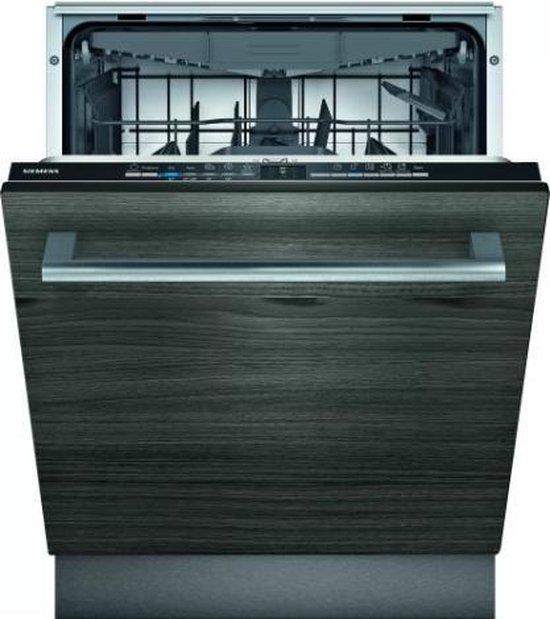 Siemens SN61HX08VE  - iQ100 - Inbouw vaatwasser