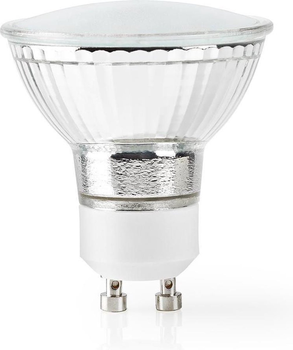 Dimabare Wi-Fi Slimme LED-Lamp   Warm tot Koel Wit   GU10   400 lm   5 W   Wit / Koel Wit / Warm Wit   2700 - 6500 K   Energieklasse: A+   Smartphone App