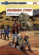Blauwbloezen 57. colorado story