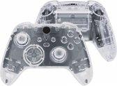 Xbox Draadloze Controller - Transparant Set Custom - Series X & S - Xbox One