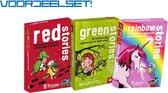 Voordeelset Red -, Green - en Rainbow Stories (set van 3)