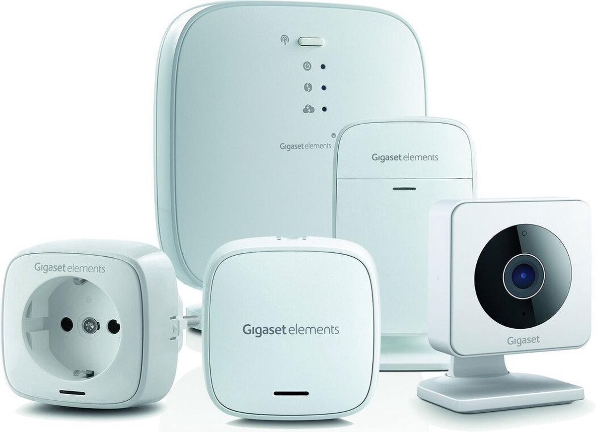 Gigaset Smart Home Alarm All you need box + Extra's