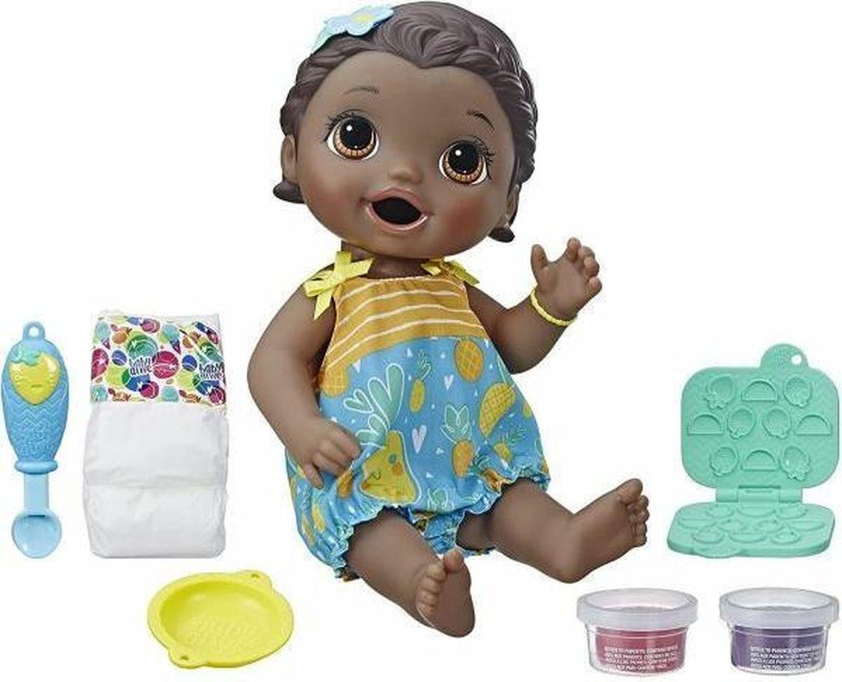 Baby Alive Super Snacks Lily Pop - Snacks Eten Lily Doll