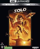 Solo: A Star Wars Story (4K Ultra HD Blu-ray) (Import zonder NL)