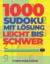 1000 Sudoku Mit Loesung Leicht Bis Schwer
