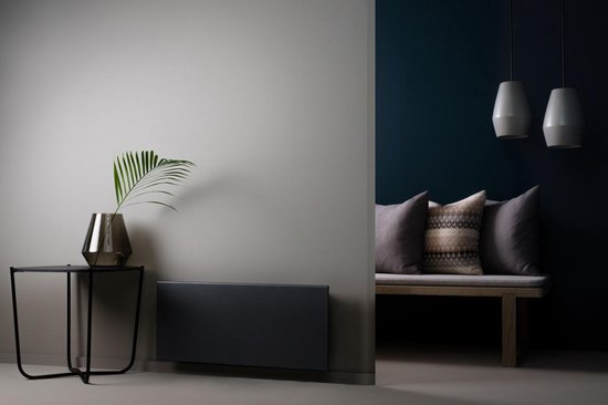 Bol Com Adax Neo Smart H Elektrische Verwarming 800 Watt Zwart Pearl Black 33 X 75 Cm Wifi