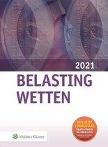 Belastingwetten 2021