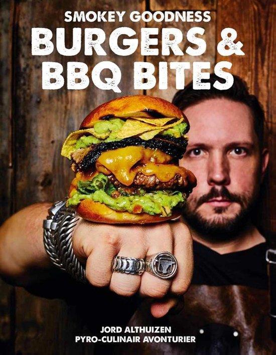 Boek cover Burgers & BBQ Bites van Jord Althuizen (Hardcover)