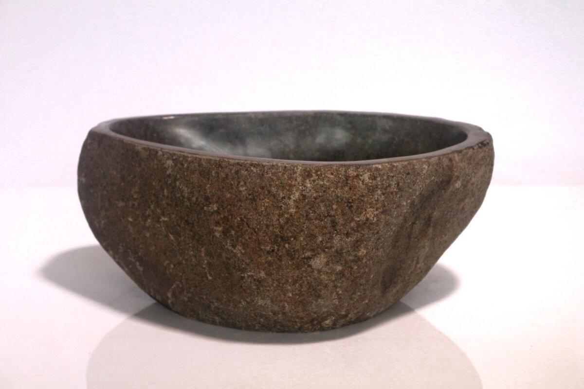 Natuurstenen waskom | DEVI-W20-021 | 29x37x15