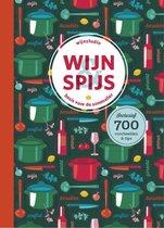 Wijnboek - Wijn en Spijs - Basis voor de Sommelier