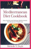 Mediterranean Diet Cookbook