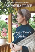 Amish Widow's Story LARGE PRINT