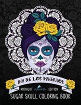 Dia De Los Muertos Sugar Skull Coloring Book
