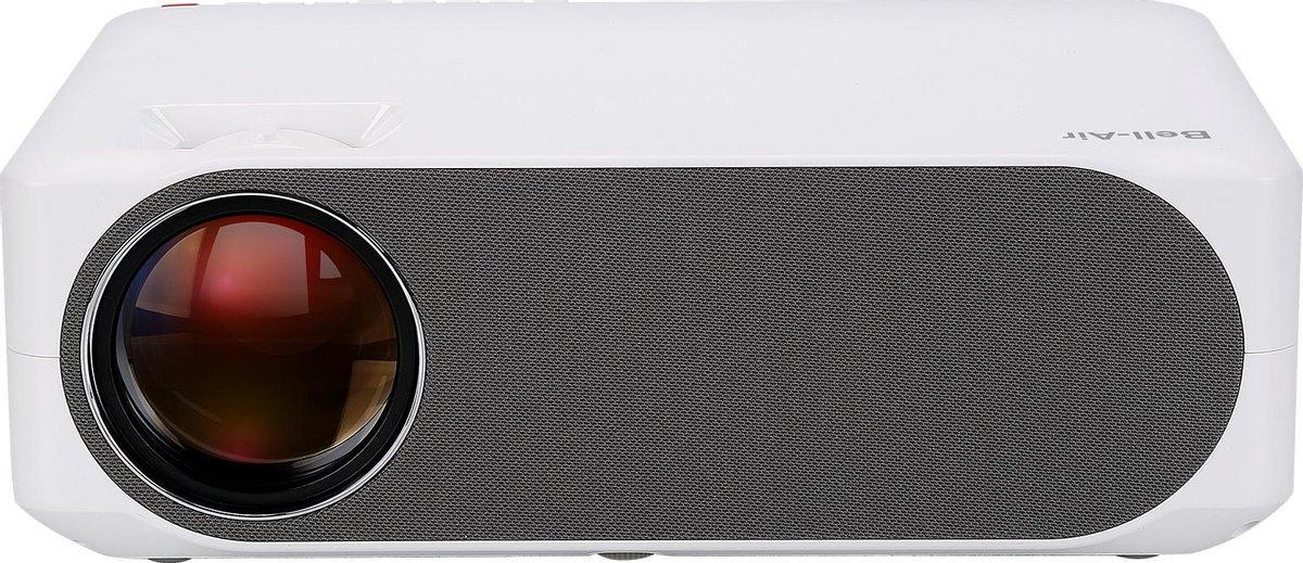 Bell-Air Native - Full HD Beamer - 6000 lumen - Grijs