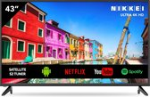 Nikkei NU4318S Ultra HD/ 4K SMART TV