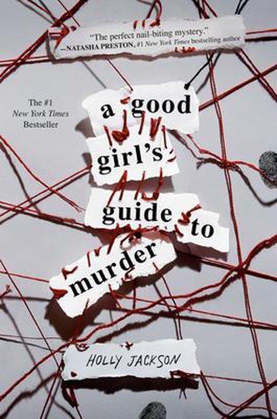 Boek cover A Good Girls Guide to Murder van Holly Jackson (Hardcover)