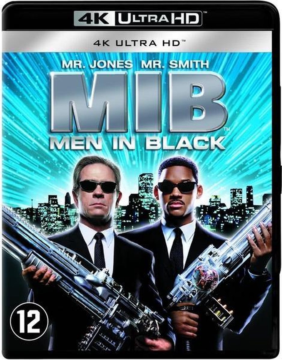 Men in Black (4K Ultra HD Blu-ray)-