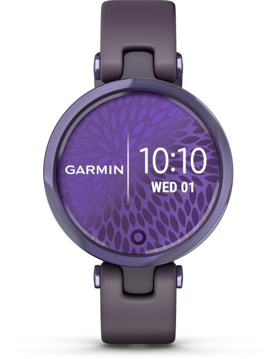 Garmin Lily - Smartwatch dames - Deep Orchid