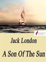 Boek cover A Son of the Sun van Jack London (Onbekend)