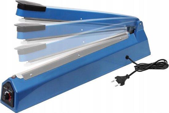 Professionele Tafel Sealer - Sealapparaat Plastic Folie Seal Apparaat Zakjes Bag Seal Machine - 650 Watt - 40 CM