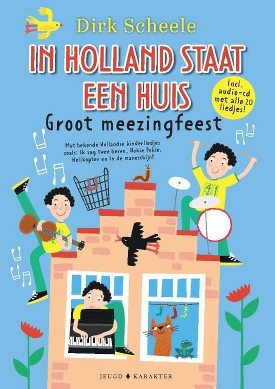 Afbeelding van In Holland Staat Een Huis