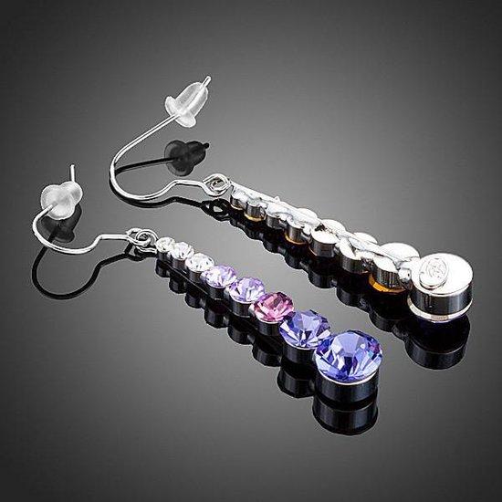 Multi Kleuren Oorbellen Oorbellen voor vrouwen Swarovski®