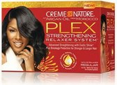 Creme Of Nature Argan Oil PLEX Strengthening Relaxer System