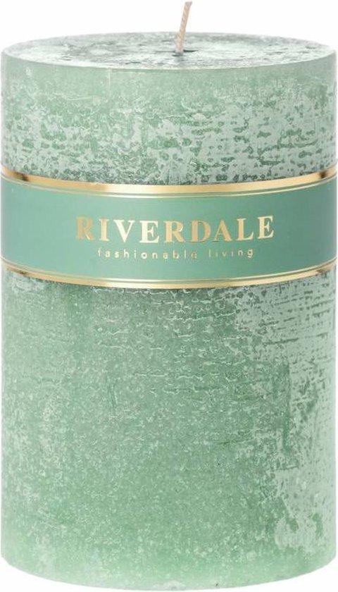 Riverdale Pillar Stompkaars – 10×15 Cm – Groen