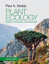 Omslag Plant Ecology