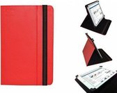i12Cover - Cover voor Hema E-reader 7 Inch - Rood