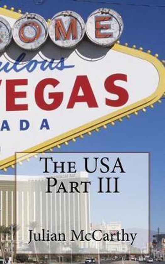 The USA Part III