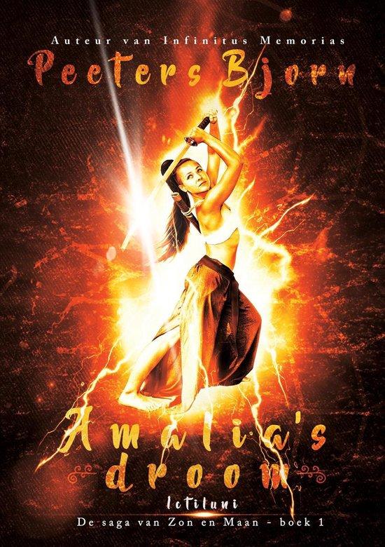 Ictiluni 6 - Amalia's droom - Bjorn Peeters |