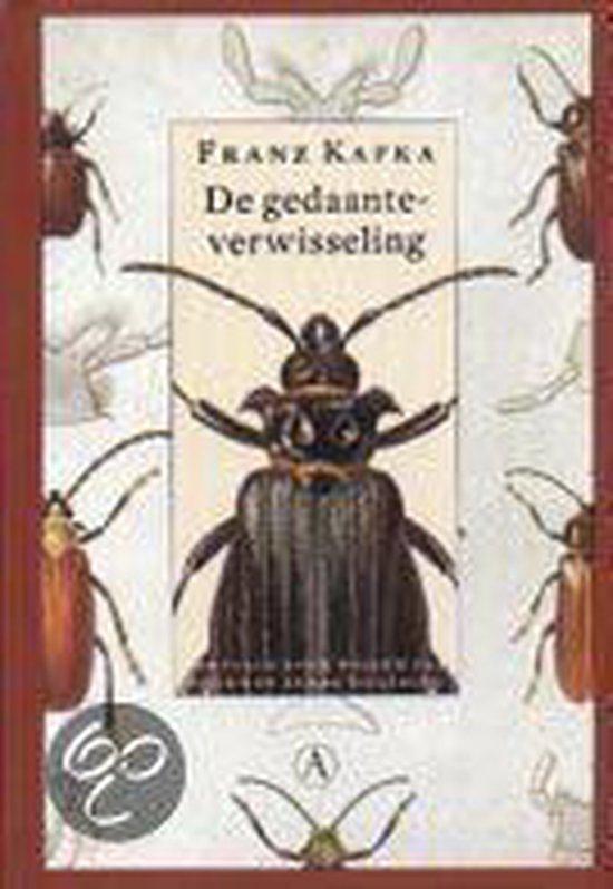 De Gedaanteverwisseling - Franz Kafka |
