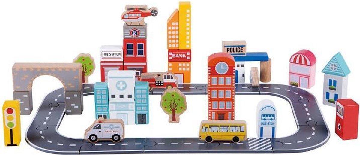Lelin Toys - Blokken