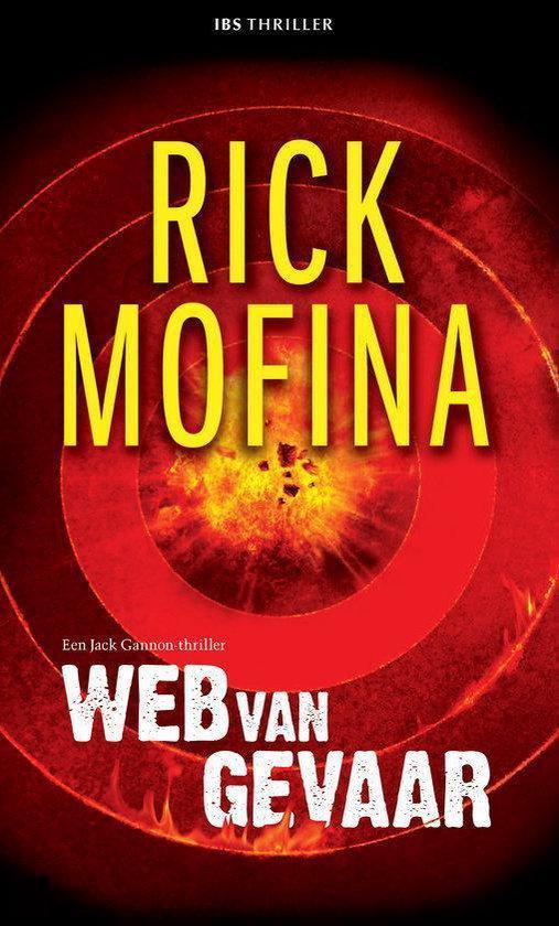 Cover van het boek 'Ibs Thriller 33 - Web Van Gevaar'
