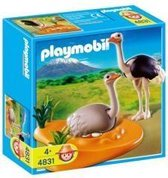 Playmobil Struisvogels met Nest - 4831