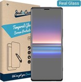 Just in Case Tempered Glass Sony Xperia 1 Protector - Arc Edges