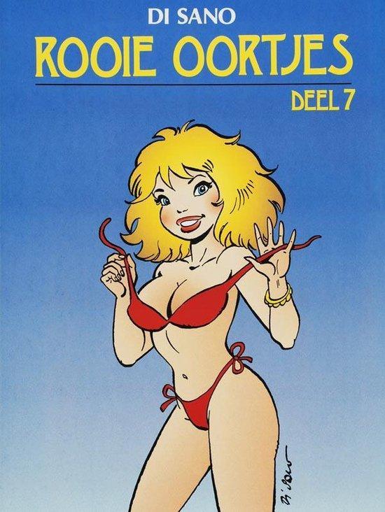 Cover van het boek 'Rooie oortjes / 7'