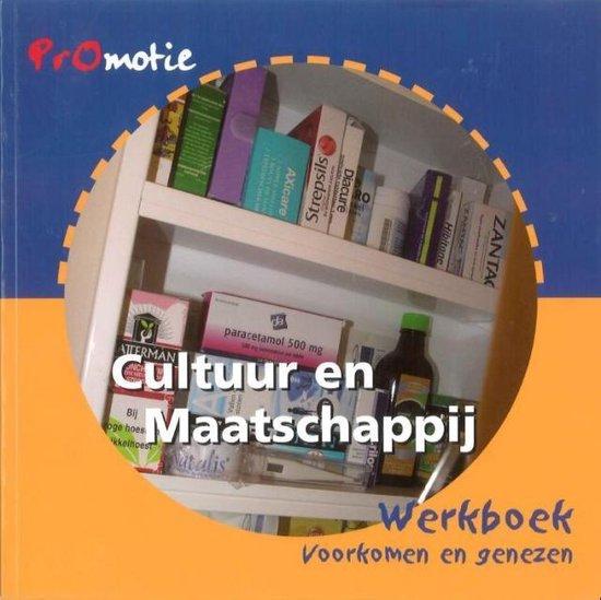 Promotie cultuur en maatschappij Voorkomen en genezen Werkboek - Gerda Verhey   Fthsonline.com