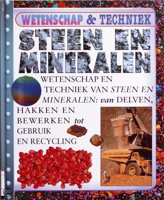 Steen en mineralen - Steve Parker |