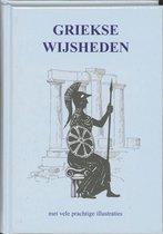 Boek cover Griekse wijsheden van H.P. Keizer (Hardcover)