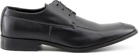 Made in Italia - Lace up - Heren - LEONCE - Black